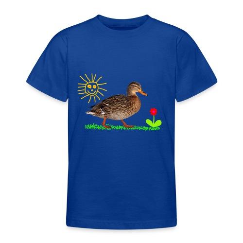 Ente - Teenager T-Shirt
