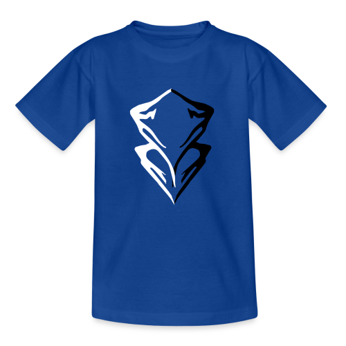 Summit Mountain Logo - Teenage T-shirt