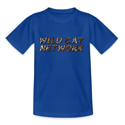 WildCatNetwork 1 - Teenage T-shirt