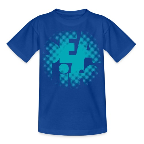 Sealife surfing tees, clothes and gifts FP24R01A - Nuorten t-paita