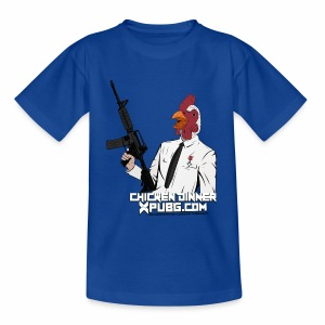 XPuBG Winner winner chicken dinner! - Teenage T-shirt