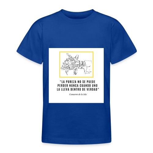 La PUREZA no se puede perder nunca - Teenage T-Shirt