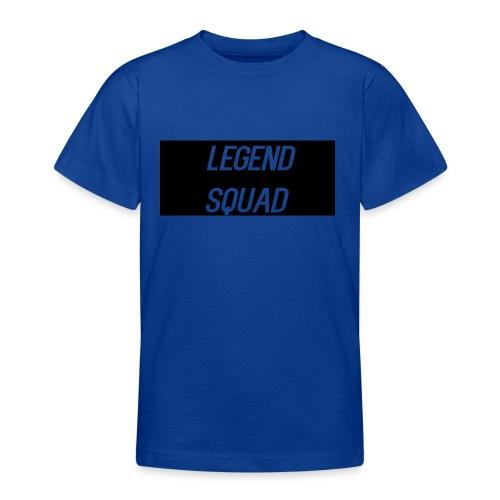 Legend Squad Logo - Teenage T-shirt
