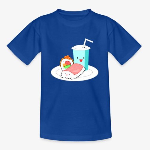 Happy Sushi - Teenager T-shirt