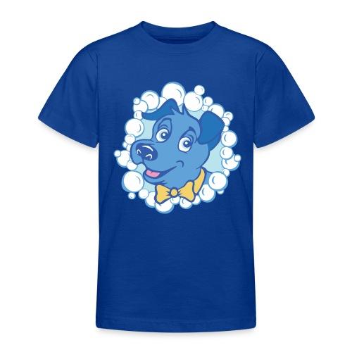 bubblyBarksLogo - Teenage T-shirt