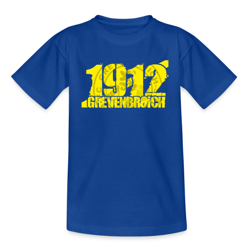 1912 Grevenbroich - Teenager T-Shirt