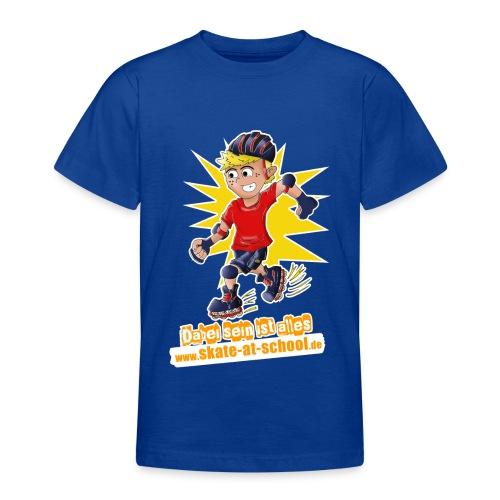 Dabei sein ist alles - Junge - Teenager T-Shirt