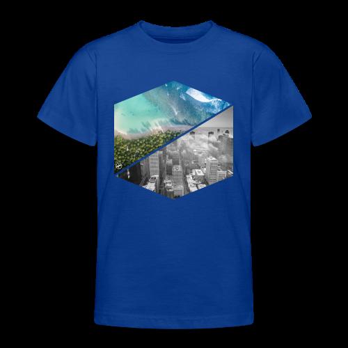 City vs Palm Beach - Teenager T-Shirt