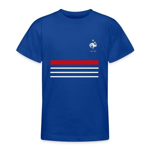 Maillot France 98 - 2018 Equipe de France - T-shirt Ado