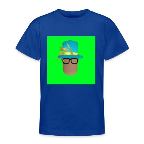 MrWhatWhat Logo Merch - Teenage T-shirt