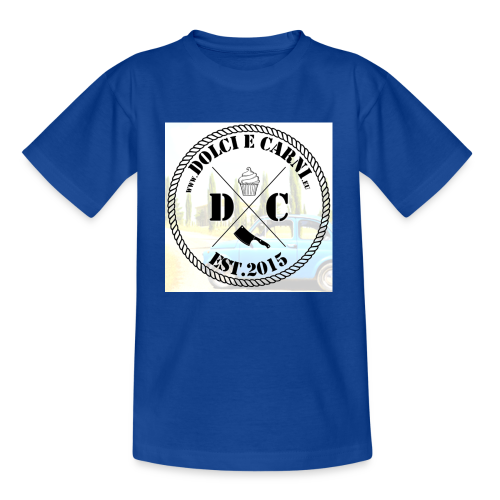 DeC Logo_F500 - Teenager T-Shirt