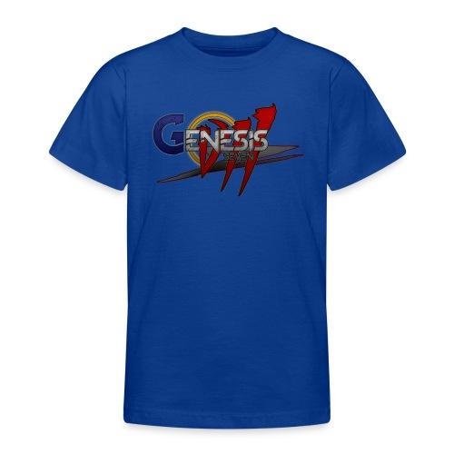 GenesisVII 'Seven' Logo - Teenage T-Shirt
