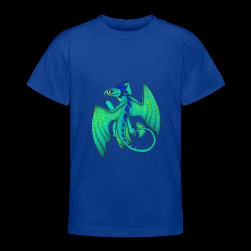 Comic Sandzahn - Teenager T-Shirt