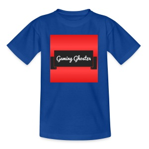 GG84 second logo - Teenage T-shirt