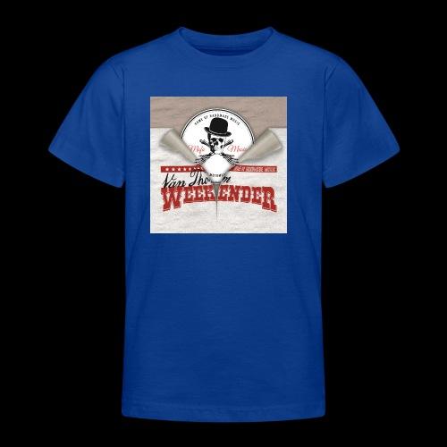 Weekender vs MofoMusic - Teenager T-Shirt