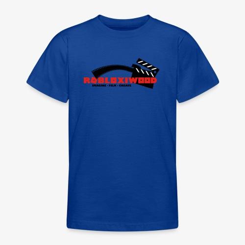 ROBLOXiwood 2017 Logo - Teenage T-shirt