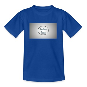TechnoPros Official Tee - Teenage T-shirt