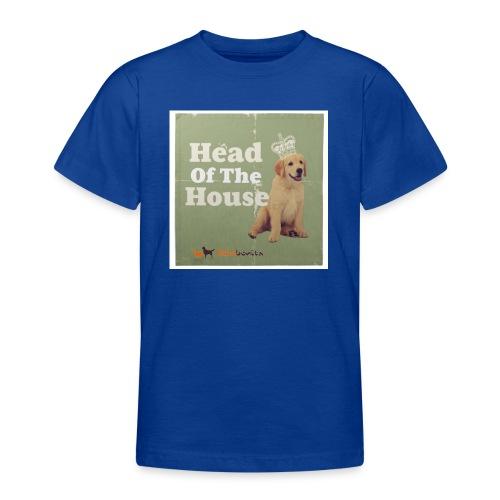 King Golden Retriever Puppy - Maglietta per ragazzi