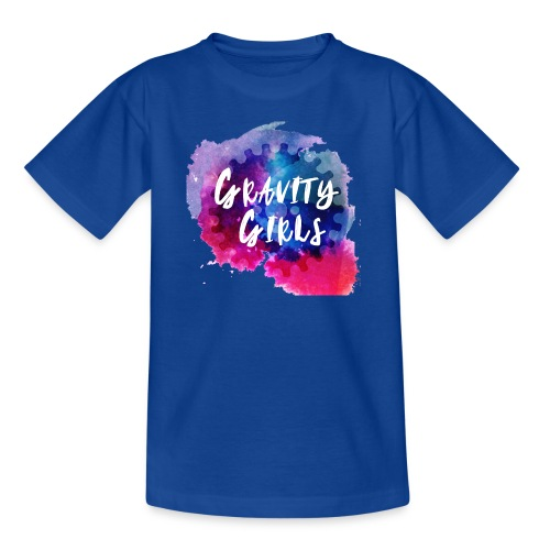 Gravity Girls Clothing Company - Teenage T-shirt