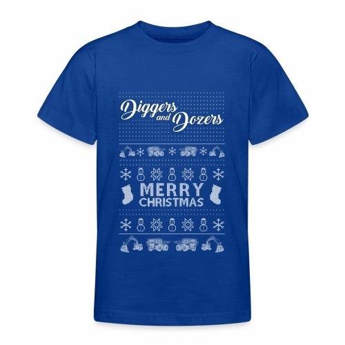 A White Christmas - Teenage T-Shirt