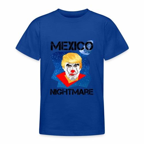 Mexico Nightmare Blue / L'incubo blu del Messico - Maglietta per ragazzi