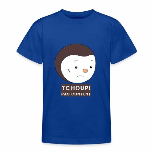 Tchoupi pas content ! - T-shirt Ado