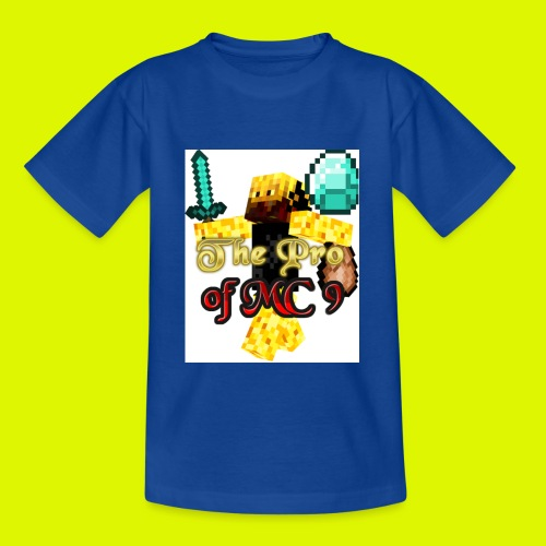 The Pro of MC 9 Profile Picture - Teenage T-Shirt