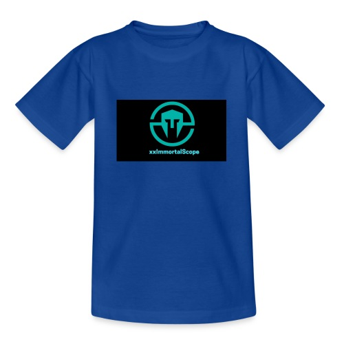 xxImmortalScope throwback - Teenage T-Shirt