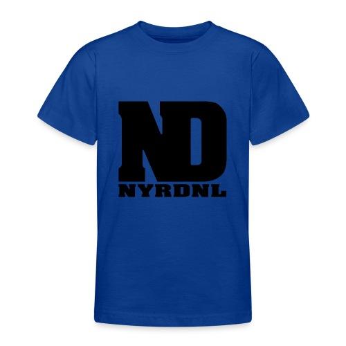 NYRDNL Basic - Teenager T-shirt