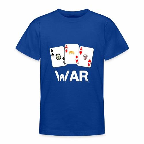 WAR / Guerra - Maglietta per ragazzi