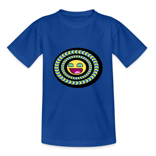 smiley psychédélique 01 - T-shirt Ado