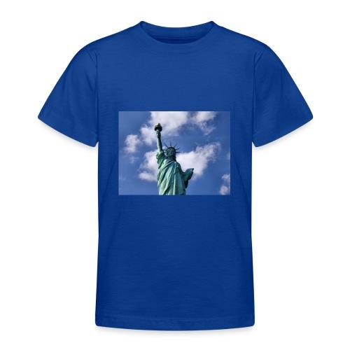 Freiheitsstatue - Teenager T-Shirt