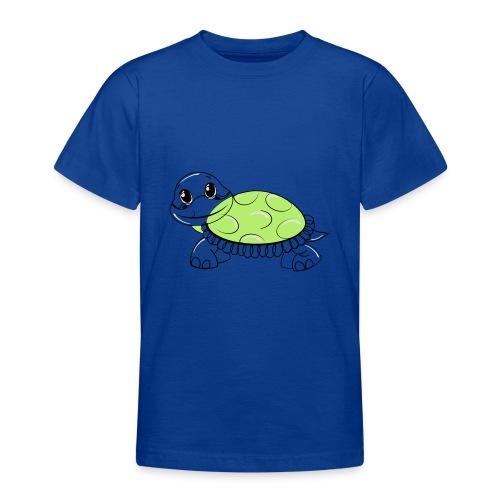 Schildkröte - Teenager T-Shirt
