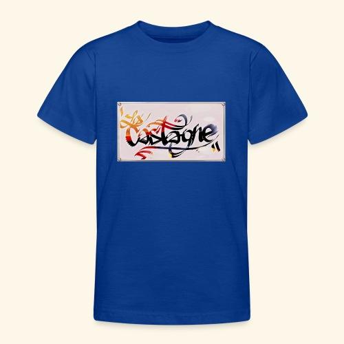 la castagne - T-shirt Ado