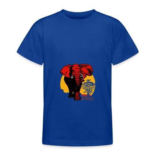 Elephant - T-shirt Ado