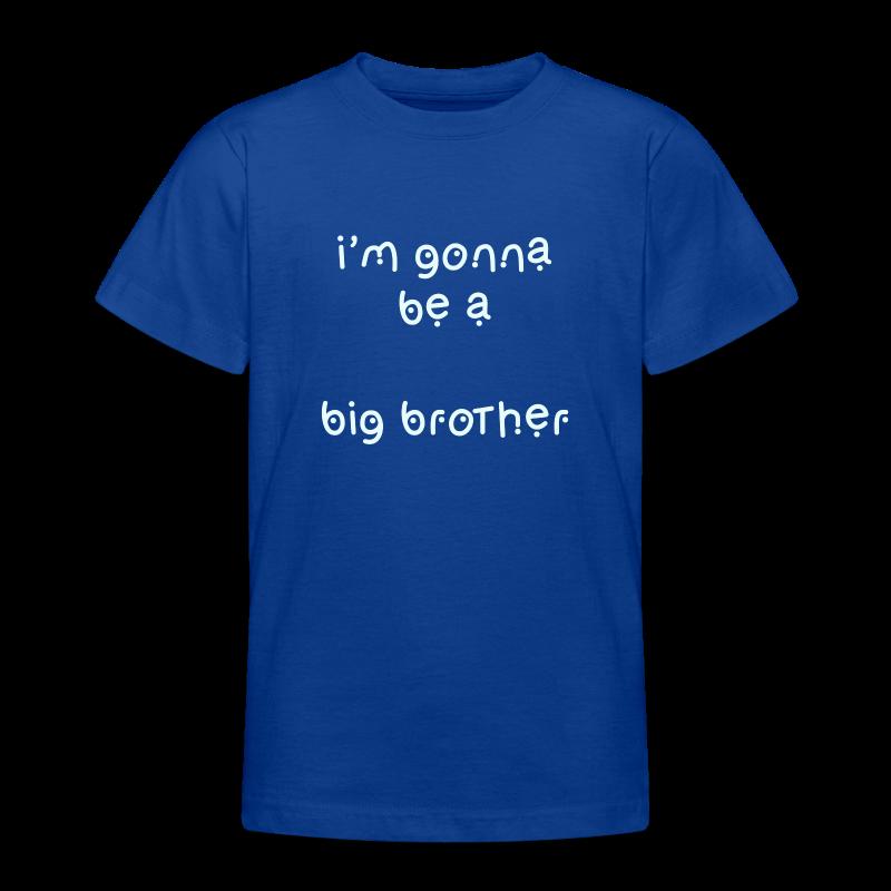 bigbrother Collection - T-skjorte for tenåringer