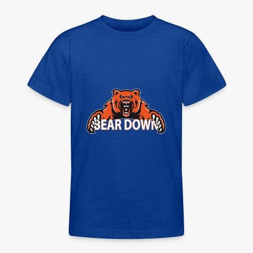 Bear down - Teenager T-Shirt