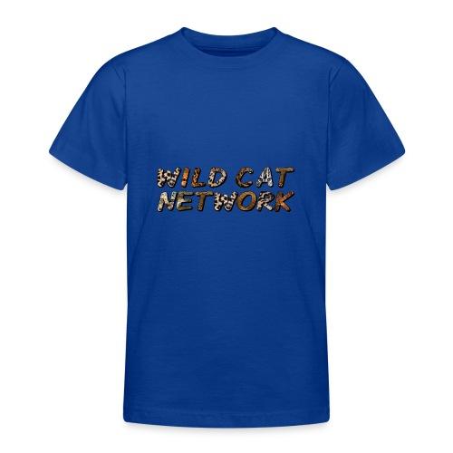 WildCatNetwork 1 - Teenager T-Shirt