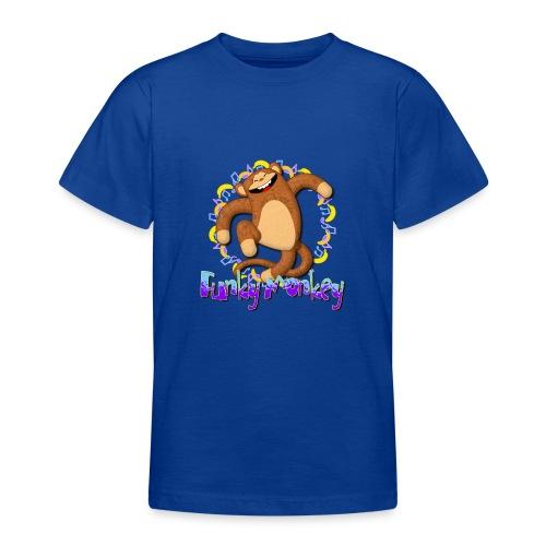 Funky Monkey - Maglietta per ragazzi