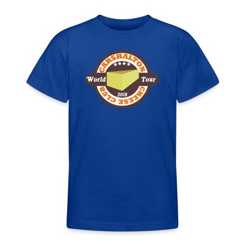 cheeseclub2018 - Teenage T-shirt