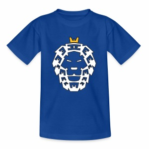 King Lion - Teenager T-Shirt