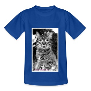 Tiger-Tom - Teenager T-Shirt