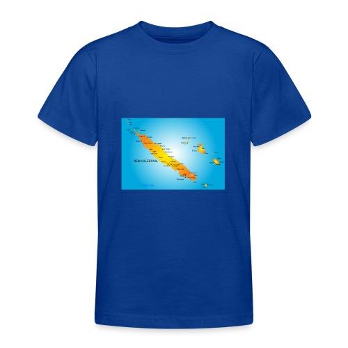 nouvelle caledonie - T-shirt Ado
