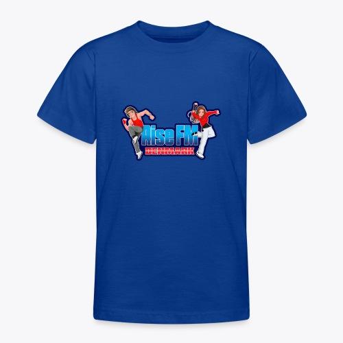 Rise FM Denmark Full Logo - Teenager-T-shirt