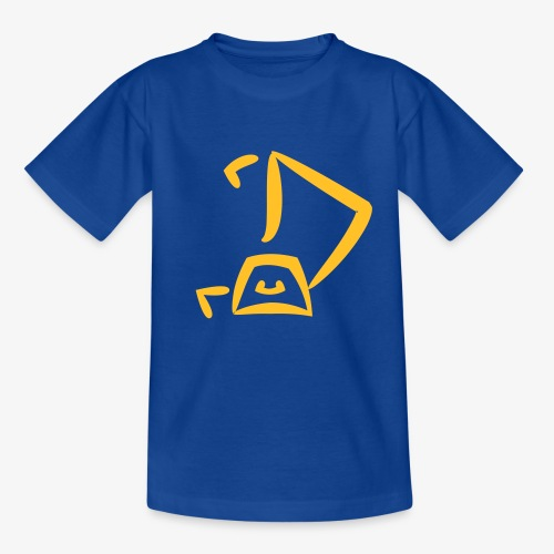 Strandkorb Logo - Teenager T-Shirt