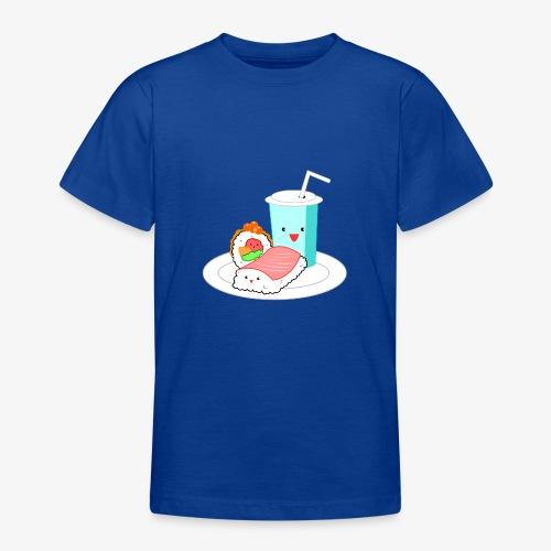 Happy Sushi - Teenager T-shirt