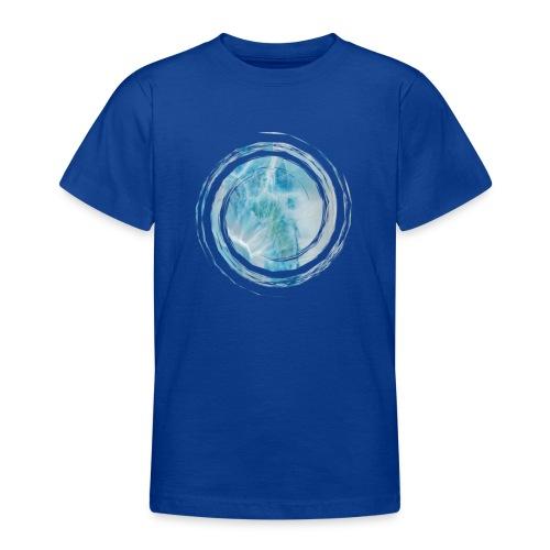 Larimar Spirale - Teenager T-Shirt