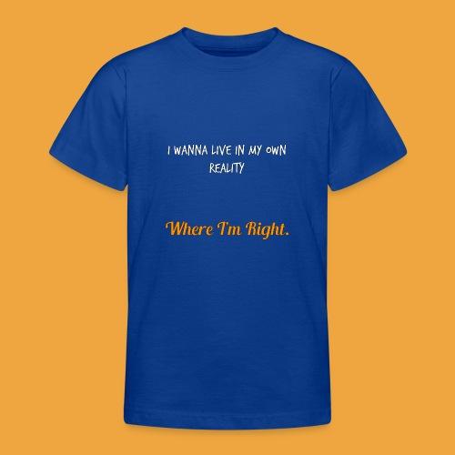 Quote 82 - Teenage T-Shirt