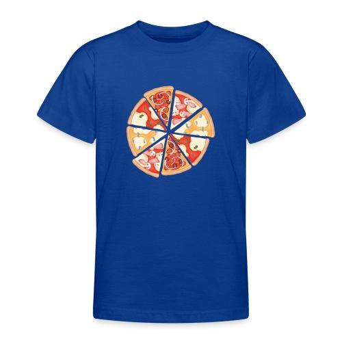 La pizza - Maglietta per ragazzi
