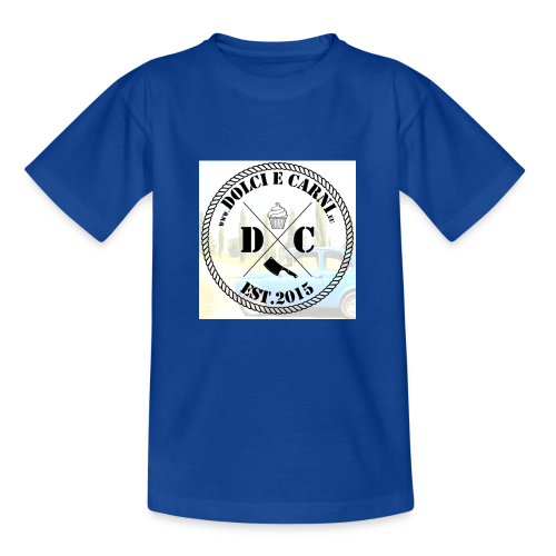 DeC Logo_F500 - Teenager T-Shirt